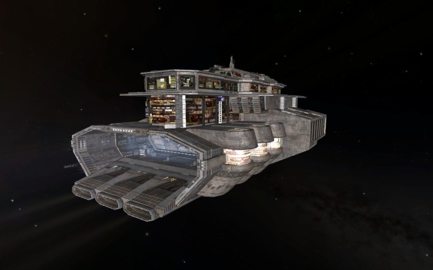 Kraken.'s Latest Home